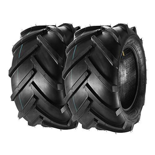 MaxAuto 23x10.5-12 23x10.5x12 Lawn Garden Tractor Tires 23x1050-12 Lug Ag