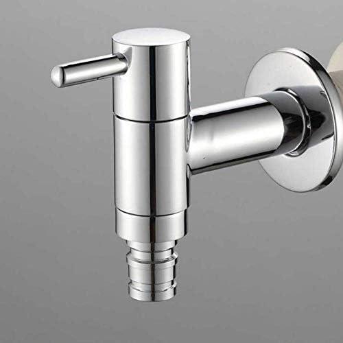 ゆば 新RVTクロームブラスタップ盆地洗濯機洗面台の蛇口バスルーム