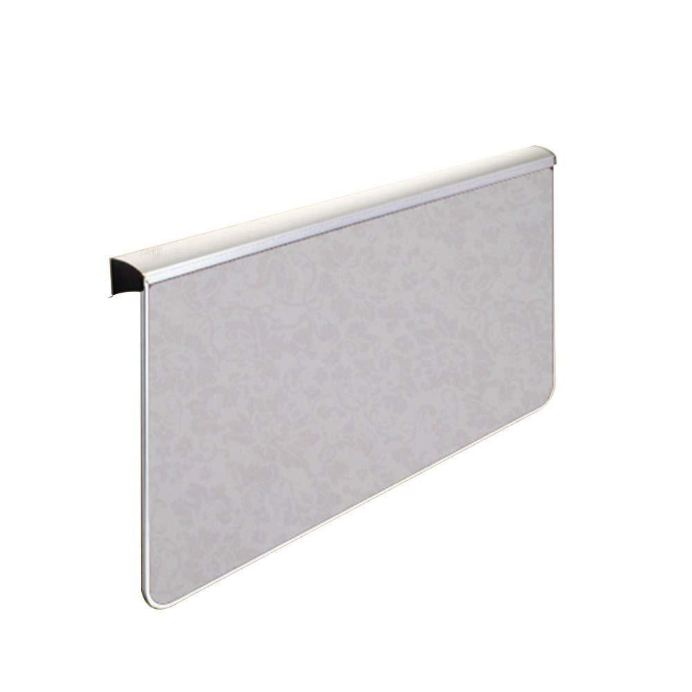 CZZ Tavolo da Muro in Legno Massello, Tavolo Pieghevole da Terra, Scrivania Pieghevole da Appoggio, 4 Colorei 2 Dimensioni,B,80  58cm