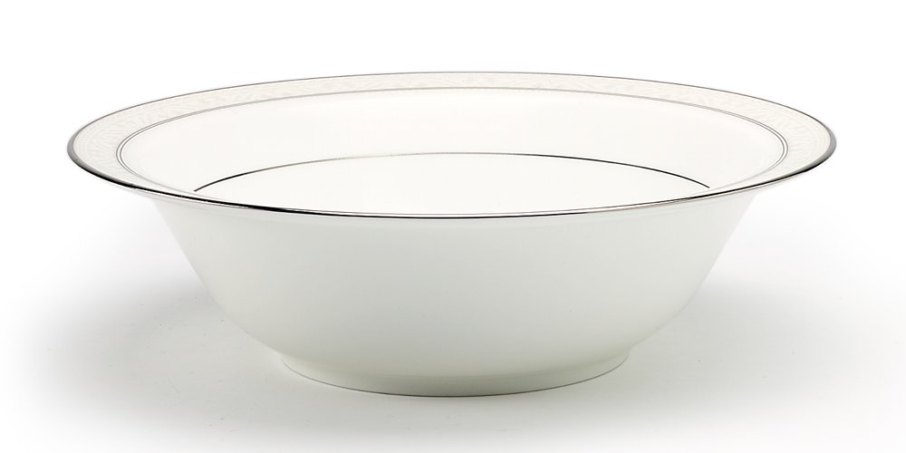 Noritake Montvale Platinum Round Vegetable Bowl
