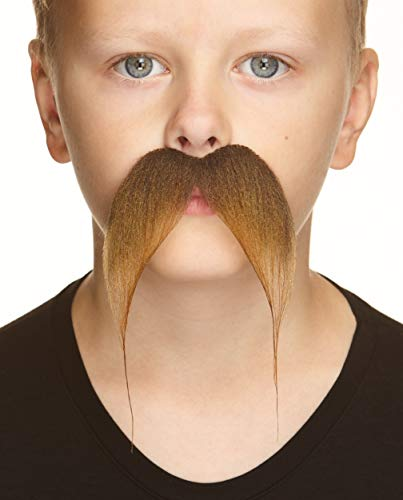 Mustaches Small Kung-fu Master -