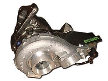 Turbocompresor Mercedes Clase E Clase C 200 CDI 220 CDI 122ps 150ps W211 742693: Amazon.es: Coche y moto