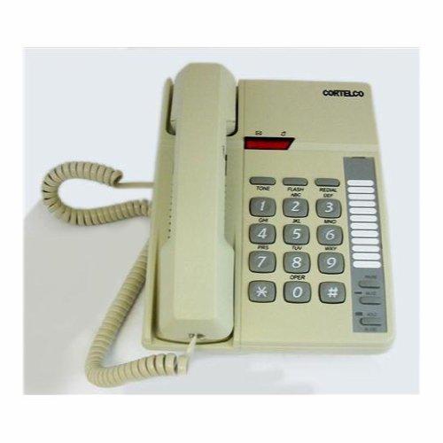 Centurion Corded Telephone (Cortelco 369144-Voe-27f Centurion Corded Phone, Ash)