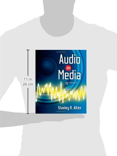 Audio in Media (Wadsworth Series in Broadcast and Production) by Wadsworth Publishing