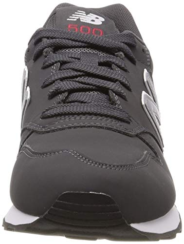 Zapatillas New Gw500 Para silver Ngp Deporte grey Gris pink Mujer Balance De Err5qg