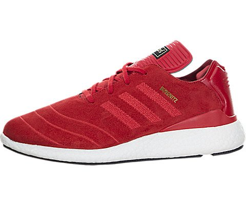 be19317fdc6a5 Adidas Men Busenitz Pure Boost (red / scarlet / white) Size 8 US ...