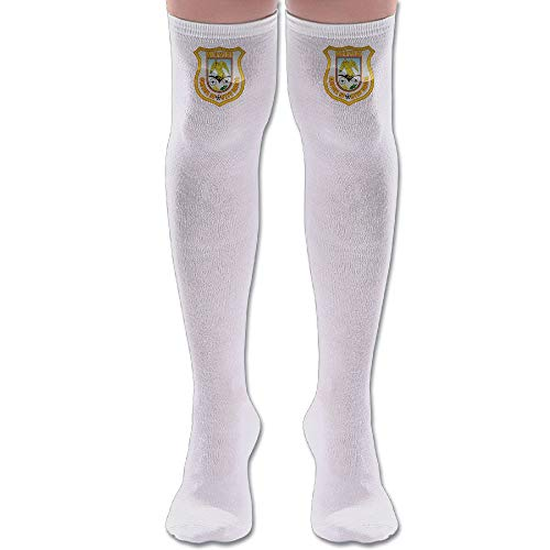 BuecoutesFootball Club Athletic Stockings 60cm Long Sock One Size For Women