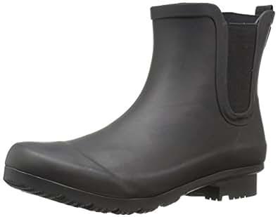 Amazon Com Roma Women S Chelsea Rain Boots Rain Footwear