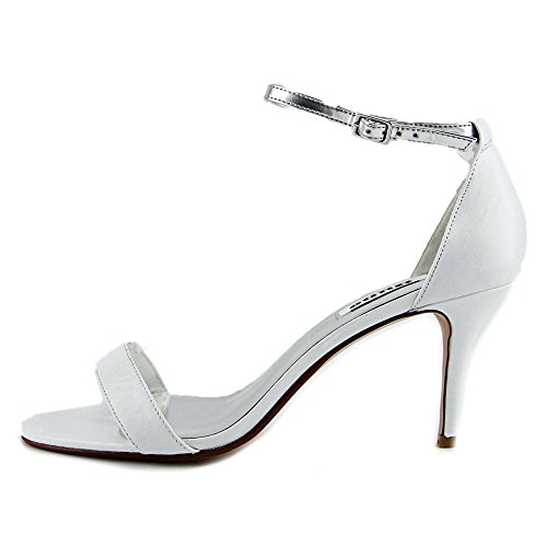 Ankle White Occasion Womens Open Marissa Dune Special Toe London Sandals Strap Zqw10xf
