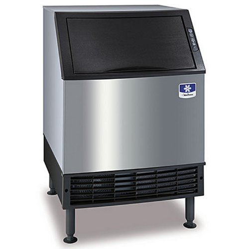 Manitowoc NEO UY-0140W Water Cooled 126 Lb Half Dice Cube Undercounter Ice Machine (Undercounter Water Cooled Ice Machine)