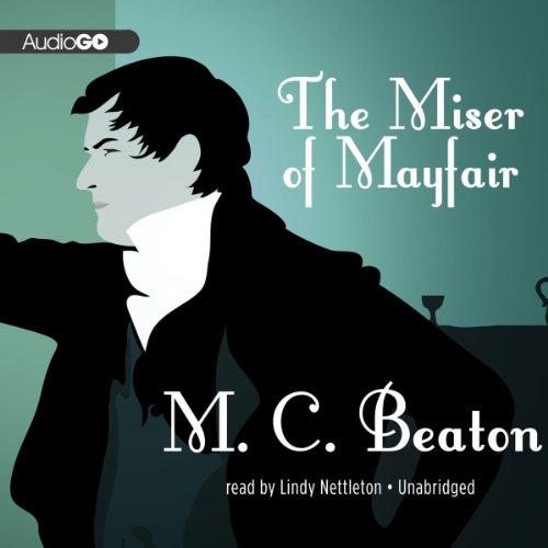 Bargain Audio Book - The Miser of Mayfair