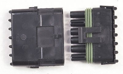 MSD 8170 Weathertight 6-Pin Connector