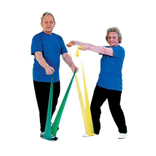 Thera-Band¨ exercise band - 6 yard roll, set of 5