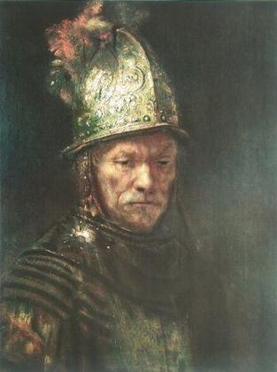 Rembrandt Der Mann Mit Dem Goldhelm Poster Bild Kunstdruck 712x55