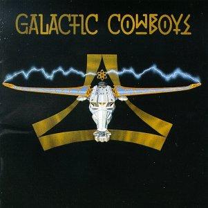 Galactic Cowboys - Galactic Cowboys 1991