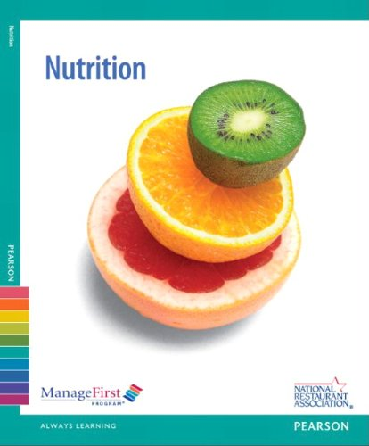 ManageFirst: Nutrition with Online Testing Voucher (2nd Edition)