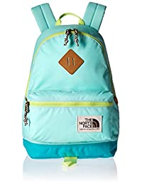 The North Face Mini Berkeley Backpack - ice green/sharp green, one size