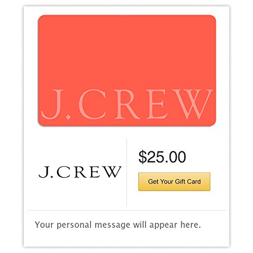 J.Crew Gift Cards Configuration Asin - Email Delivery from J.Crew