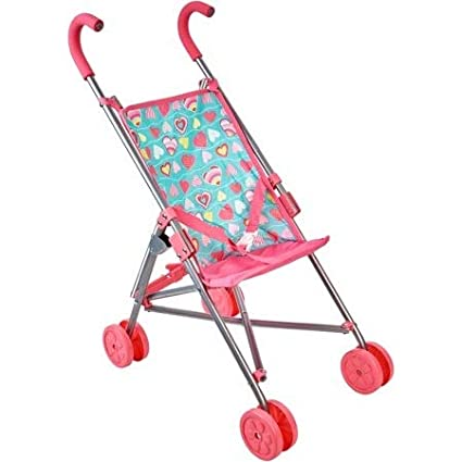 : My Sweet Love Umbrella Stroller for Dolls Up to