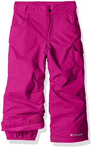 Columbia Big Girls' Starchaser Peak II Pant, Deep Blush, Large - Girls Snow Pants