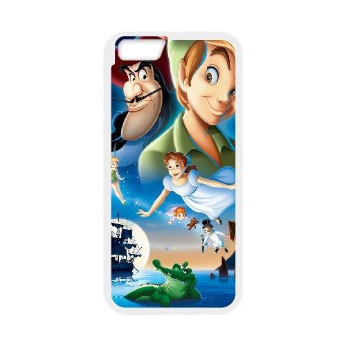 Peter Pan 015 coque iPhone 6 4.7 Inch Housse Blanc téléphone portable couverture de cas coque EEEXLKNBC19156