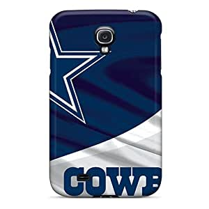 Defender Case With Nice Appearance (dallas Cowboys) For Galaxy S4 by icecream design
