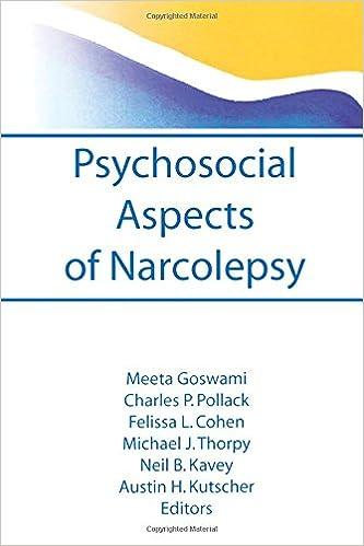 Psychosocial Aspects Of Narcolepsy 9780789060471 Medicine Health