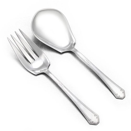 Lady Mary by Towle, Sterling Salad Serving Set