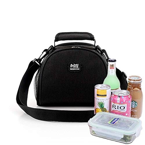 Anderw Lunch Bag Insulated Lunch Box for Men, Women, Children, Lunch Tote keep your food warm/cool