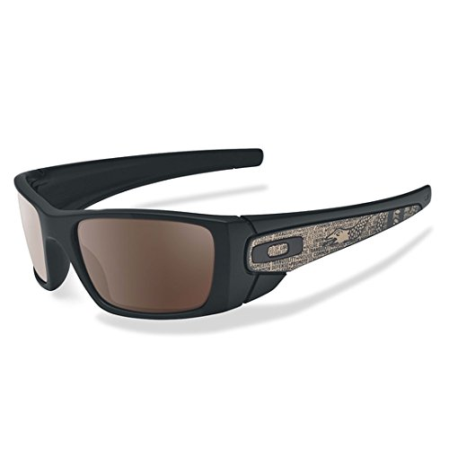 - Oakley Men's Fuel Cell¿ Polarized Matte Black/Warm Grey One Size