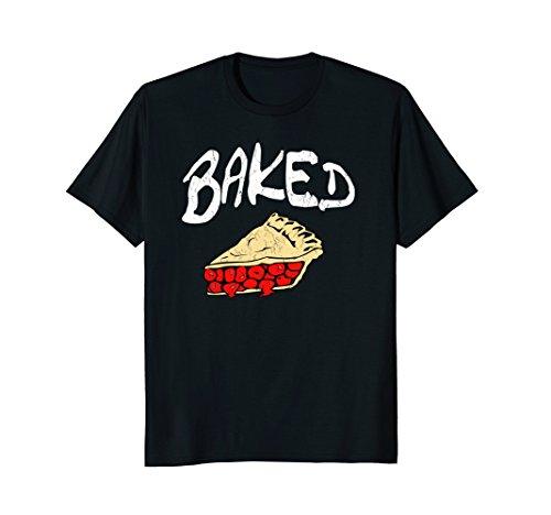 Baked Like Cherry Pie Shirt - Apple Girls Funny T Shirt Gift