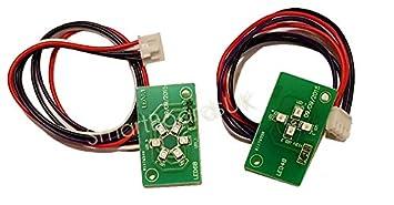 REEMPLAZO Sistemas de PCB Hoverboard - PCB principal, placa base, giroscopio, kit de reparación, PCB de sistema dual, Bluetooth, LED