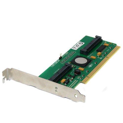 LSI Logic 8PORT SAS//sata Pcix 3080X-R 3GB//S Raid Leadfree with Cables Lp