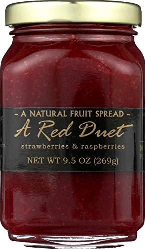 Mountain Fruit Company, Jam A Red Duet, 9.5 Ounce ()