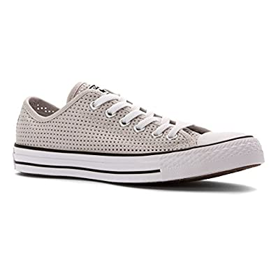 Converse Women s Chuck Taylor Ox Perfed Casual Sneakers from Finish Line 5bd22dbcc