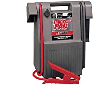 Truck Pac Industrial-Grade 12 Volt Jumpstarter and Power Source - 3,000 Peak Amps, Model# ES6000