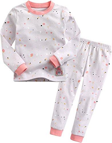 Pink 2 Piece Pajamas - 4