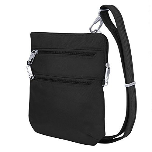 travelon-anti-theft-classic-slim-dbl-zip-crossbody-bag-black