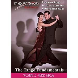 The Tango Fundamentals: Volume Three - Basic Giros