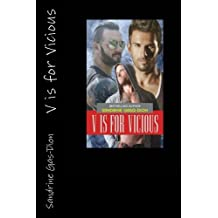 V is for Vicious (The Santorno Series) (Volume 10)