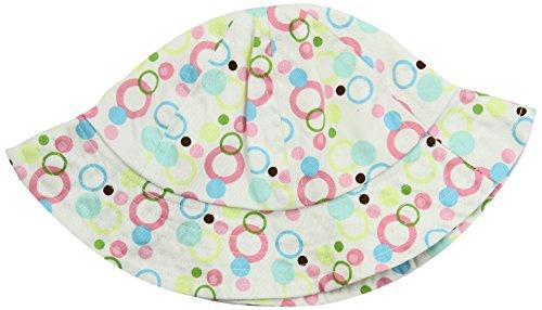 Trend Lab Beach Hat, Cupcake Bubbles, (Trend Lab Bubbles)