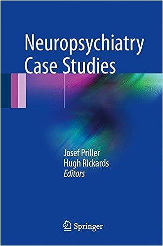 Neuropsychiatry Case Studies: Josef Priller, Hugh Rickards