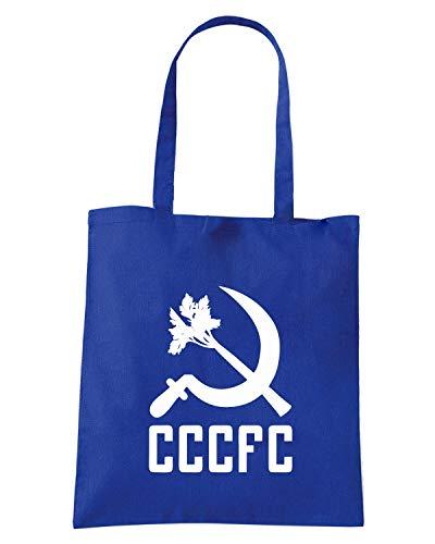 Blu CCCFC CHELSEA Borsa WC0250 Royal Shopper OPPwFR