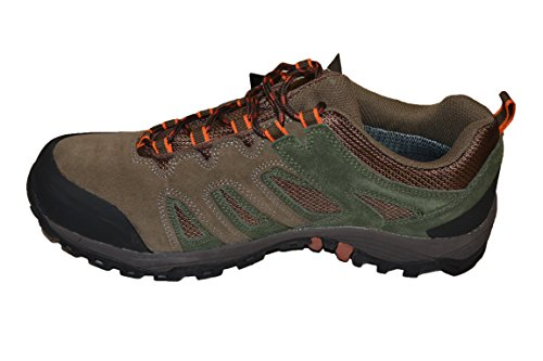 Praylas Leiva khaki - Deportivo de treking y senderismo con membrana impermeable para hombre
