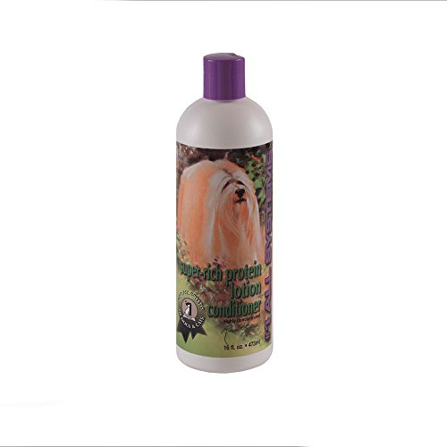 (#1 All Systems Super-Rich Protein Lotion Pet Conditioner, 16-Ounce)