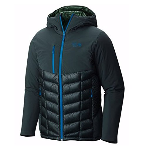 Price comparison product image Mountain Hardwear Supercharger Insulated Jacket - Men's Dark Forest Large