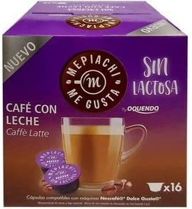 Mepiachi, Cápsulas de café - 16 cápsulas