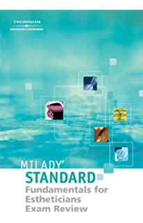 Miladys standard nail technology milady 9781562538828 amazon miladys standard fundamentals for estheticians 9e exam review fandeluxe Gallery