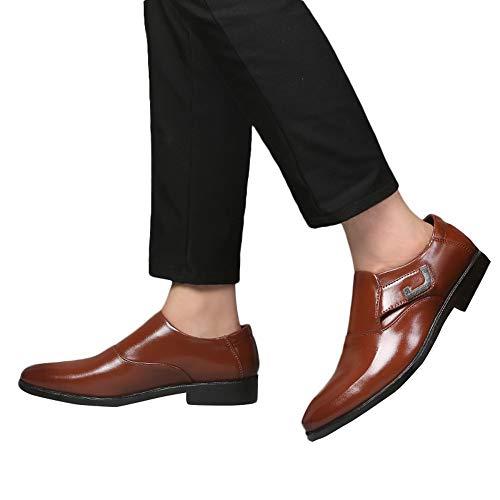 En Nautisme Sketchers Suprieure Cuir De Pour Fit Qualit Course Homme Toile Cuir Chaussures Hommes UwSdpxFq11