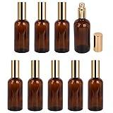 Foraineam 9 Pack 100ml / 3.4 oz. Amber Glass Spray